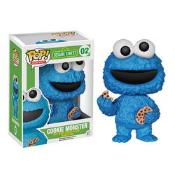 펀코 세서미스트리트 Cookie Monster(4913)