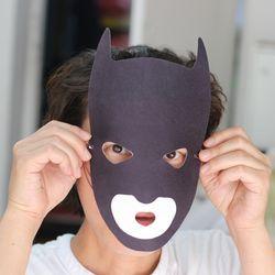 니가더 무서운 배트맨-복면할로윈왕 만들기
