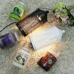 라움데코 향기솔솔 시애틀-원형 캔들워머+치어플 캔들