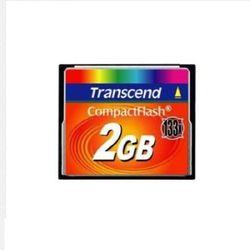 [트랜샌드] CF카드 133배속 2GB