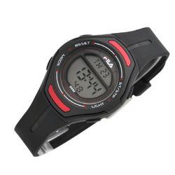 FILA 38-098-003 아동용 휠라 전자손목시계