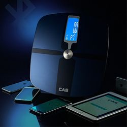 카스(CAS) 블루투스 디지털 체지방 체중계 GBF-1257B
