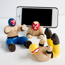데꼴 SMAHO-MAN 휴대폰 받침대 Special Edition