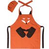FOFO apron set for kids