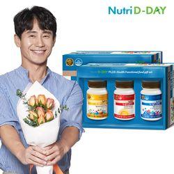 플러스 멀비+비타민D+칼슘 선물세트 + 쇼핑백