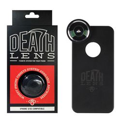 DEATH LENS FISHEYE (IPHONE 5 5S COMPATIBLE)