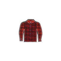 [Macon&Lesquoy] 마콩 자수브로치_따뜻한 겨울 셔츠