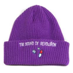 Revolution beanie(Purple)