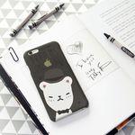 이츠케이스x포니브라운 콜라보 아이폰6 6S 6+ 6S+