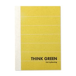 THINK GREEN NOTE ver.4 - M