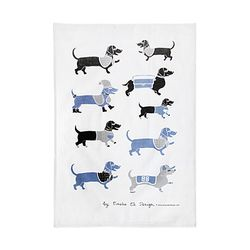Molly Blue Teatowel 티타올 (블루)