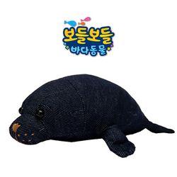 보들보들 바다동물 바다표범