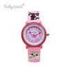[선물 포장 무료/사은품 증정] [Babywatch] 손목시계 - ZAP Cats(분홍고양이)