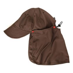 HIKER CAP - red brown