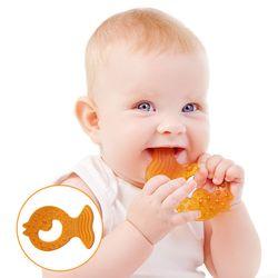 [카오쵸] 신생아완구 물고기 치발기
