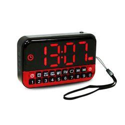 [SAFA]SR-300 탁상시계 겸용 라디오
