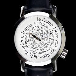 악테오Valentine42스위스무브먼트남성손목시계