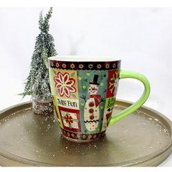 카페머그-Folksy Christmas