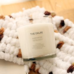 [The Dalre] Clean Cotten