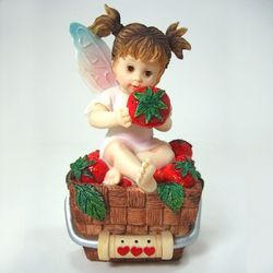 (Enesco 정품) Strawberry fairy