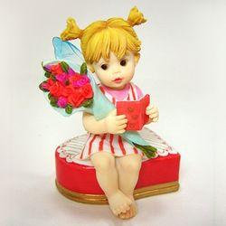 (Enesco 정품) Bouquet fairy