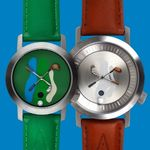 악테오Golf커플시계남녀공용남성시계손목시계