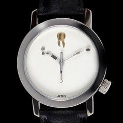 악테오Dentist스위스무브먼트남녀공용손목시계
