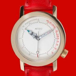 악테오Nursegold스위스무브먼트여성시계손목시계