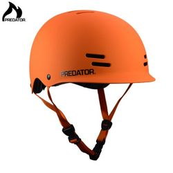 [PREDATOR]  FR7 CERTIFIED HELMET (Orange)