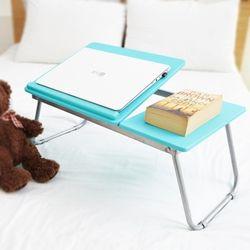 민트 노트북 테이블