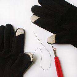 스마트 터치천 Smart touch fabric