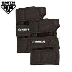 [SMITH]SCABS ELITE WRIST GUARDS (Black)