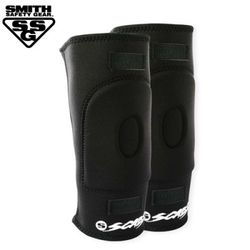 [SMITH]SCABS KNEE GASKET HORSESHOE PADS (Black)