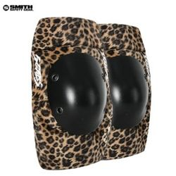 [SMITH]SCABS ELITE LEOPARD ELBOW PADS (Leopard)