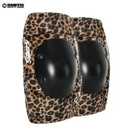 [SMITH]SCABS ELITE LEOPARD ELBOW PADS (Leopard)