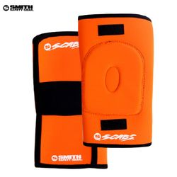 [SMITH]SCABS KNEE GASKET HORSESHOE PADS (Orange)
