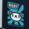 아기가 타고 있어요-COLOR-025-아기곰