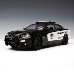 모터맥스 1:24  2011 닷지 DODGE CHARGER PURSUIT