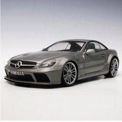 모터맥스 1:18 벤츠  SL65 AMG Black Series 79161