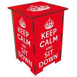 Stool - Keep Calm
