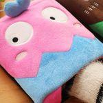 [발열] 마우스패드 (왕눈이  핑크)K5W3P005PK