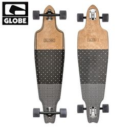 [GLOBE] 39 PROWLER DOT WAVE DROP THRU LONGBOARD