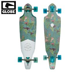 [GLOBE] 37 THE CUTLER TIDEPOOL DROP THRU LONGBOARD