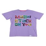 MUSHI SS TALL T W1111 STUCK ON YOU LAVENDER