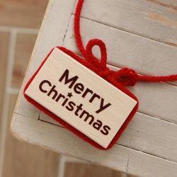 merry christmas 캘리 스탬프 (D34)
