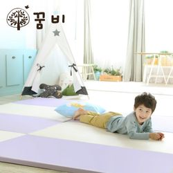 [꿈비 짱짱매트]모네 P270 놀이방매트 3종중택1