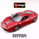 브라고 1:18 FERRARI 458 Speciale 페라리 458스페셜