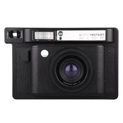 로모인스턴트 와이드카메라 - Black + 3 Lenses