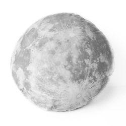 허그문 MOON HUG (달 천체사진쿠션 S-size)