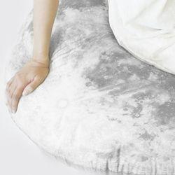 허그문 MOON HUG (보름달 천체사진쿠션 XL-size)